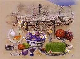 جشن نوروز باستانی شاد باش باد