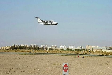 خبر دستگاهها کمک ناوبری فرودگاه زاهدان وارسی شد