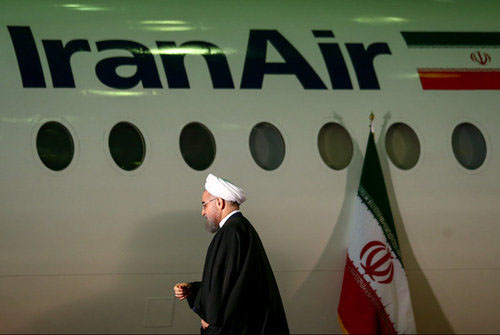 خبر پنجاه و ششمین سالروز تاسیس هواپیمایی جمهوری اسلامی ایران (هما)