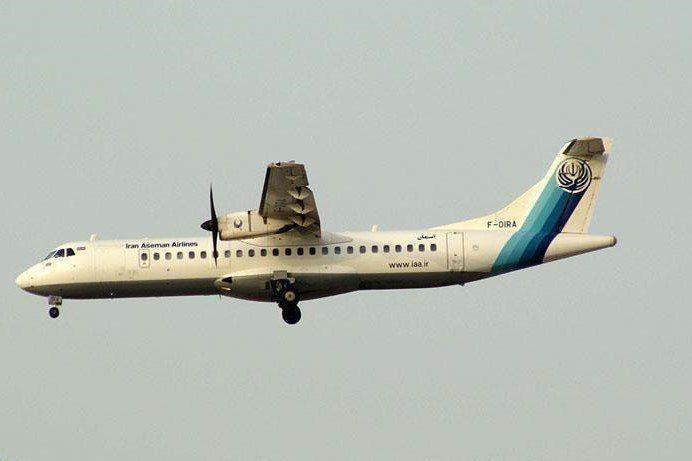 خبر سقوط هواپیما و جان باختن تعدادی از هم وطنان