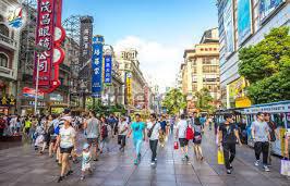 خبر بیشتر از 4 میلیون نفر گردشگر از شهر شانگهای کشور چین بازدید کردند
