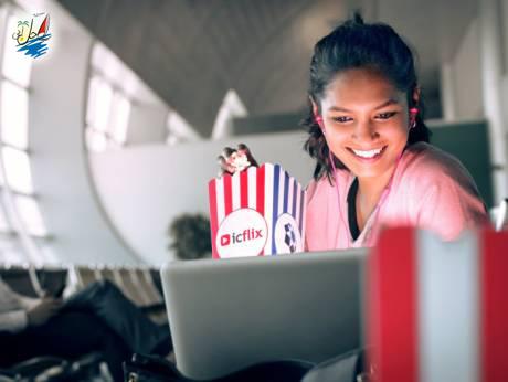 خبر قابلیت تماشای فیلم به صورت رایگان در فرودگاه بین المللی دبی