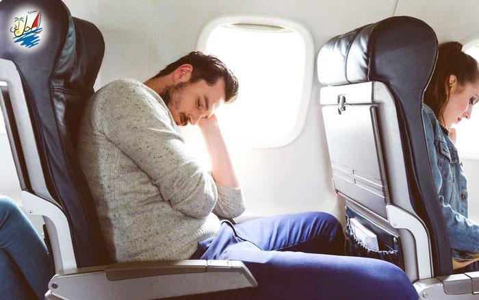 خبر پرواز ها راحتی خود را از دست میدهند و ممکن است مقصر شما باشید