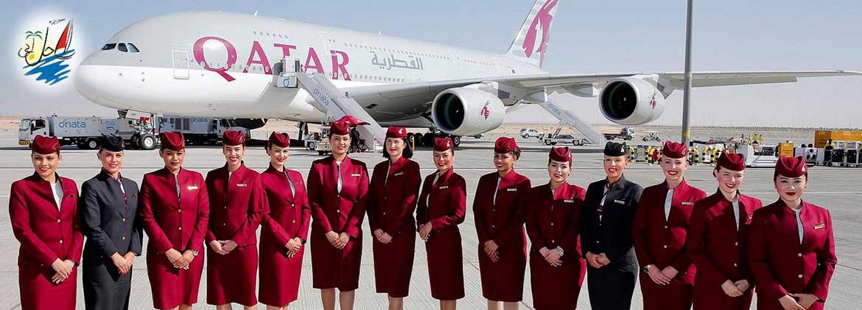 خبر تغییرات اعمال شده روی برنامه پروازی ایرلاین قطر