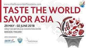 خبر نمایشگاه صنایع غذایی در تایلند
