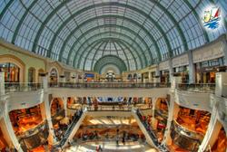 خبر دبی مال پر بازدیدترین فروشگاه جهان