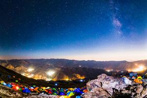 خبر جشن اتریشی ها روی قله دماوند