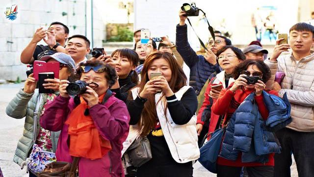 خبر شگفتی آمار سفرهای چینی ها