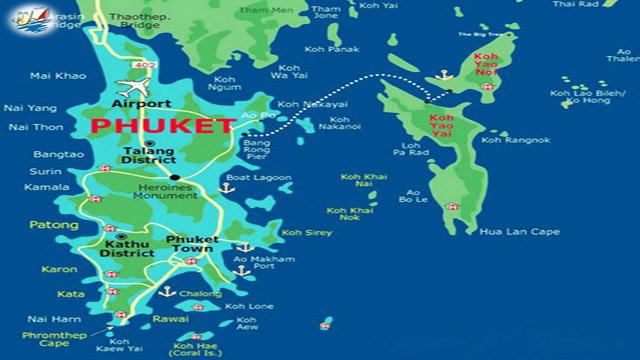 خبر نکاتی درباره جزیره پوکت