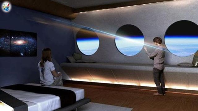 خبر اولین هتل فضایی جهان می تواند پذیرش میهمانان را در سال 2025 آغاز کند