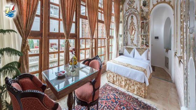 خبر 5تا از هتل های تاریخی ایران