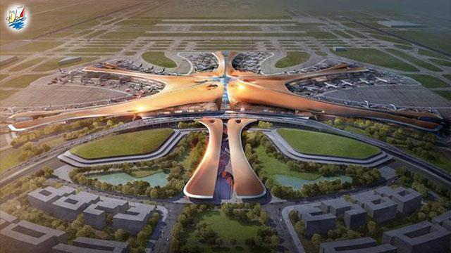 خبر انجام پروازهای آزمایشی در فرودگاه جدید پکن