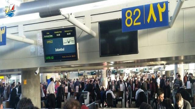 خبر تغییر ساعت از اول مهر روی پرواز ها تاثیری نخواهد داشت