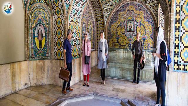 خبر افزایش 50 درصدی گرشگران ورودی به ایران