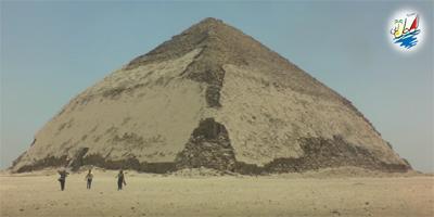 خبر مصر هرم 4600 ساله خود را به روی بازدیدکنندگان گشود.