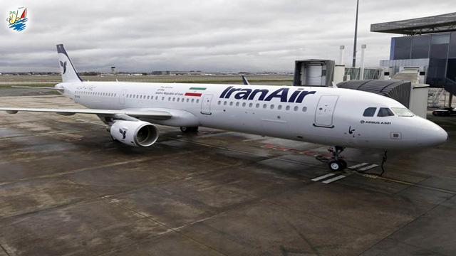 خبر ایران ایر پروازهای خود را به رم از سر خواهد گرفت