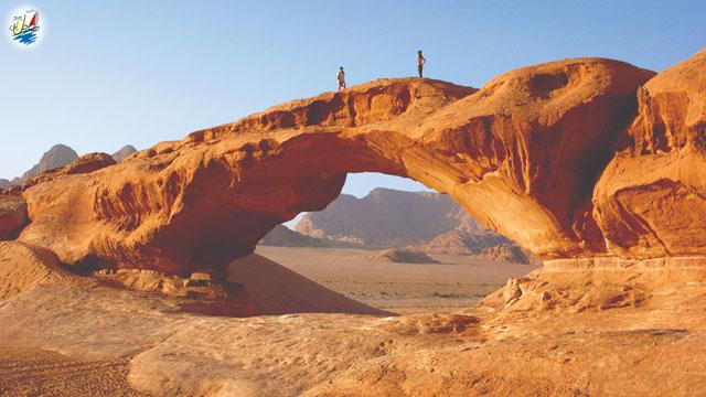 خبر درآمد 3.2 میلیارد دلاری گردشگری اردن
