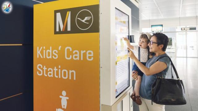 خبر ایستگاه مراقبت از کودکان در ترمینال 2 فرودگاه مونیخ