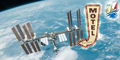 خبر ایجاد گردشگری فضایی توسط ناسا