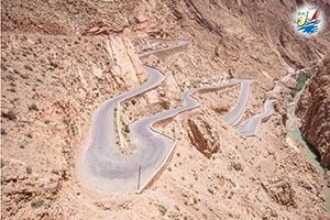 خبر آشنایی  با  رانندگی در مراکش