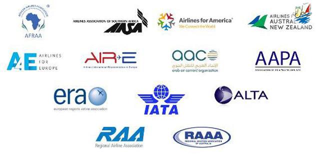 خبر برگزاری نشت بین رهبران خطوط هوایی بین المللی در بروکسل