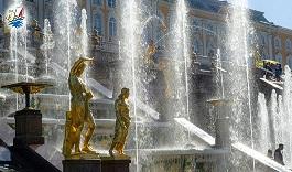 خبر سنت پترزبورگ: افزایش چشم گیرتعداد گردشگران