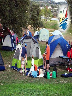 خبر تاثیر اقامت در کمپ و سفر با کاروان در سلامت افراد