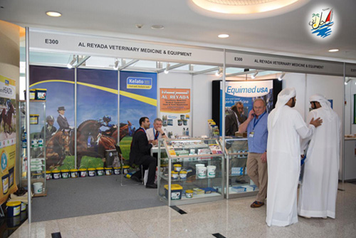 خبر برگزاری نمایشگاه مربوط پرورش اسب وابزارآلات مربوط به آن در دبی
