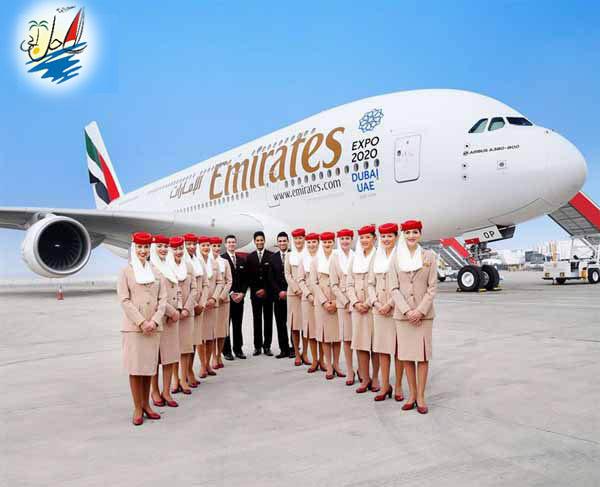 خبر شرکت هواپیمایی اتحاد از بازگشت مسافران آمریکایی به ابوظبی استقبال می کند